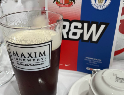Maxim Brewery supplies SAMSON SMOOTH to SAFC